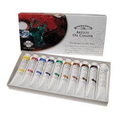 Winsor & Newton Artist Oil Paint Introductory Set 10x21ml