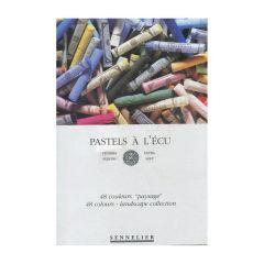 Sennelier Artist Full Size Stick Landscape Selection Pastels Set of 48