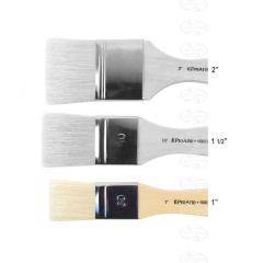 "Pro Arte Series 22 Hog Varnish Brush Size 1"""