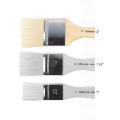 "Pro Arte Series 22 Hog Varnish Brush Size 2"""