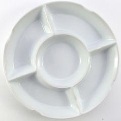 Artists Round Porcelain Palette 5 wells