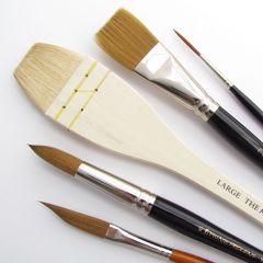 Pro Arte Ron Ranson Large Artists 5 Brush Set