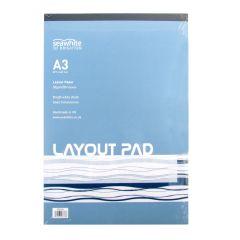 Seawhite Layout Pads 50gsm 80 Sheets