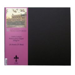Saunders Waterford Paper Watercolour Book. NOT (Cold Pressed)