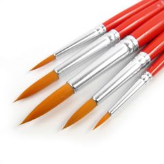 Pro Arte Academy Set of 5 Brushes