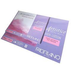 Fabriano Artistico Watercolour Extra White HP Pressed (HP) Paper Blocks
