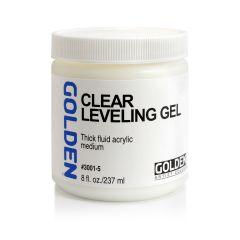 Golden Self-Leveling Clear Gel 236ml