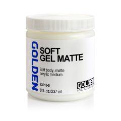 Golden Soft Gel Matte 236ml