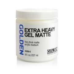 Golden Extra Heavy Gel Matte 236ml