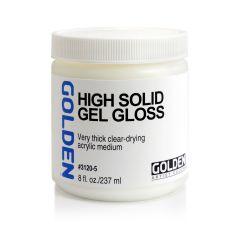 Golden High Solid Gel Gloss 236ml