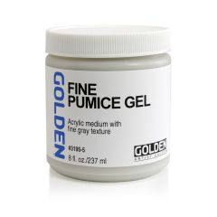 Golden Pumice Gel Fine 236ml
