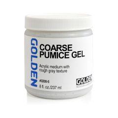 Golden Pumice Gel Coarse 236ml
