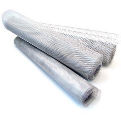 Aluminium Wire Modelling Mesh COARSE Roll