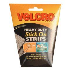Velcro Heavy Duty Stick on Strip (50mm x 1 Metre)