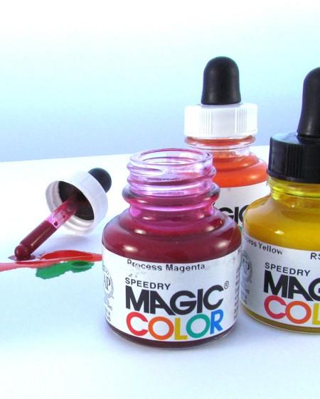 Magic Colour Acrylic Ink