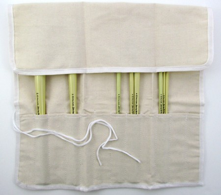 Cloth Brush Roll