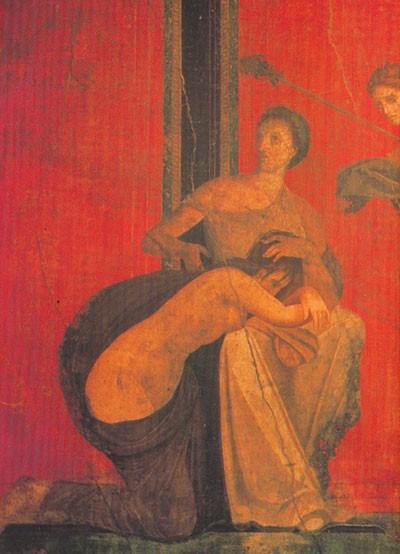 Frescoes of a Pompeian Villa