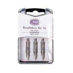 Box Set of 3 Brause No.76 Rose Dip Pen Nibs
