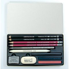 Cretacolor Beginners Teachers Choice Artists Pencil Set