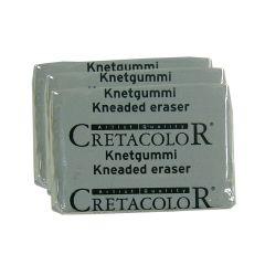 3 X Cretacolor Artists Kneaded Putty Rubber Eraser