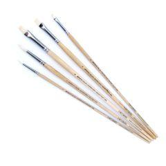 Curtisward Super Hog Artists Value 5 Brush Set