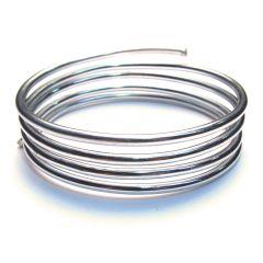 Aluminium 3.2mm Modelling Wire 1 Metre Rod
