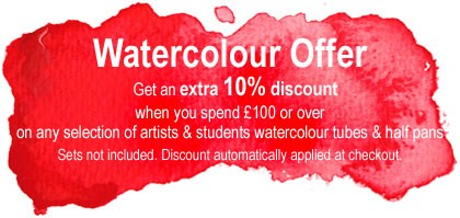 Watercolour Offer
